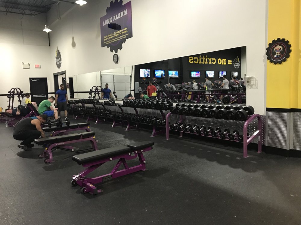 Planet Fitness - Lancaster - Granite Run