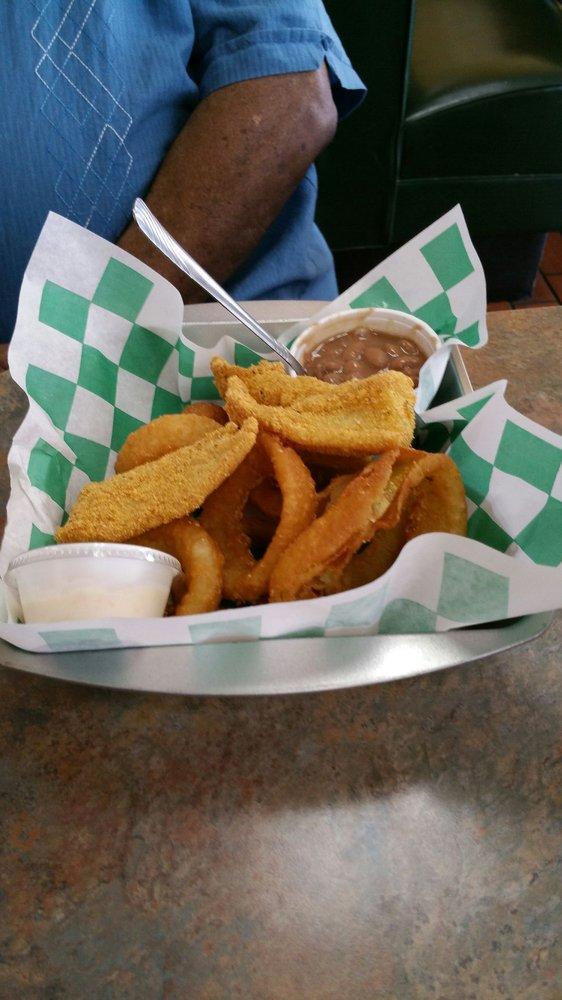 Harvey's Family Restaurant: 805 W Highway St, Iowa Park, TX