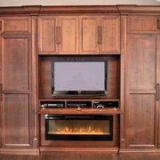 Charming Fireplace Surround Richmond Hill Photo Of Royal Custom Cabinets    Woodbridge, ON, Canada. Custom Built In Oakville ...