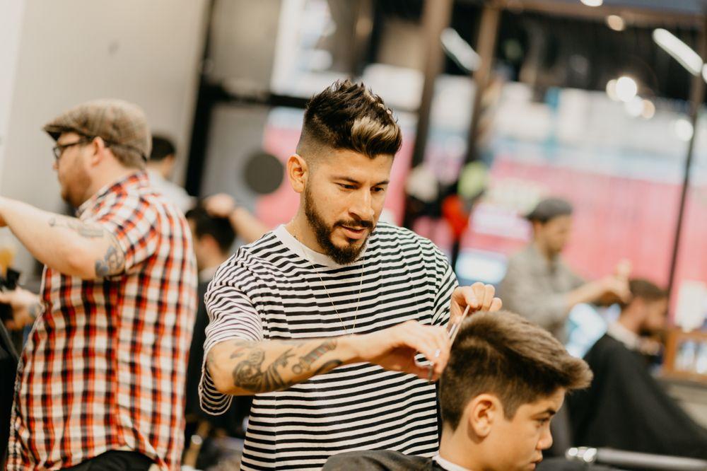 Barber's Den: 115 Trapelo Rd, Belmont, MA
