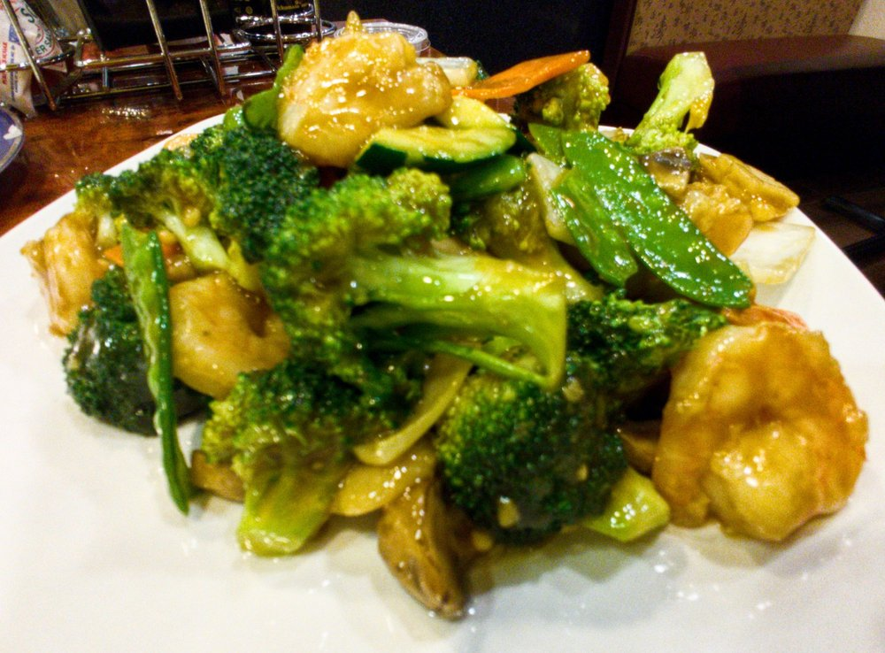 Shrimp with Mixed Vegetables | Flickr - Photo Sharing!  |Shrimp With Mixed Vegetables