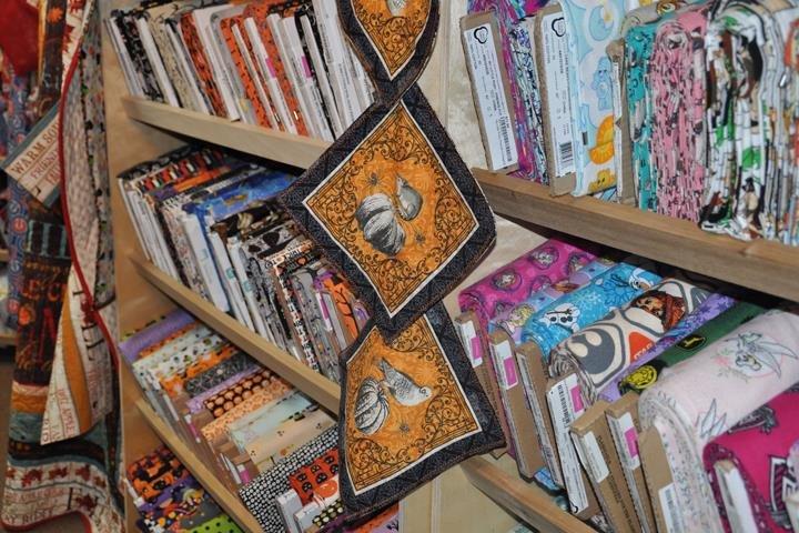 The Fabric Cobbler: 324 E Ruehl St, Forsyth, IL