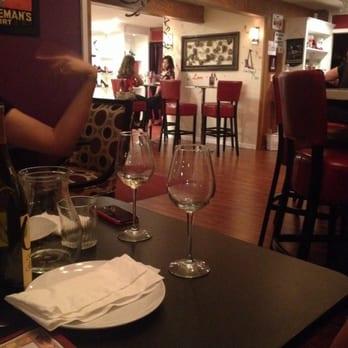 The wine bar saratoga
