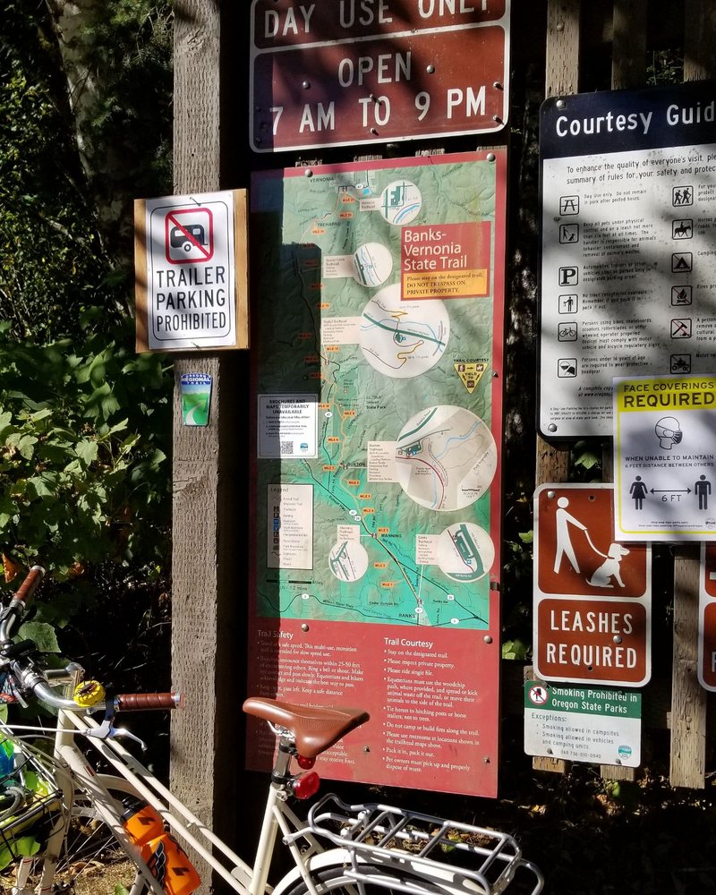Banks - Vernonia State Trail: Banks, OR
