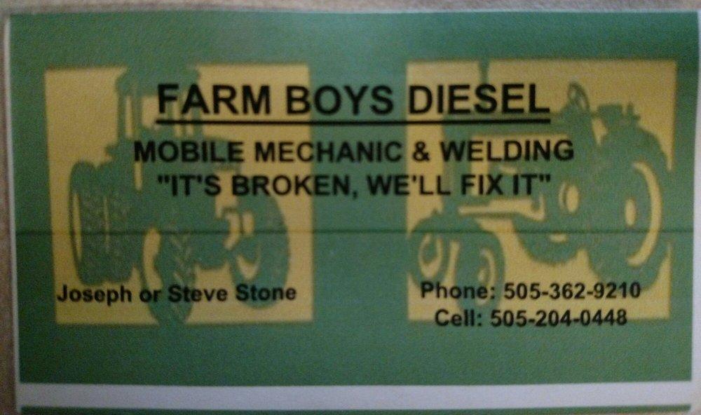 Farm Boys Diesel: 27 Tina Rd, Edgewood, NM