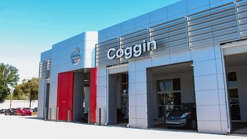 coggin nissan at the avenues auto repair jacksonville fl yelp. Black Bedroom Furniture Sets. Home Design Ideas