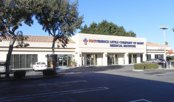 Providence Medical Institute - Torrance Urgent Care 2382 Crenshaw