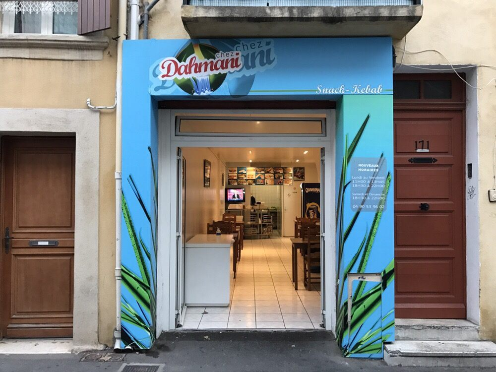 Snack Salon De Provence