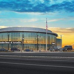 MercedesBenz Of Arcadia Photos Reviews Car Dealers - California mercedes benz dealers
