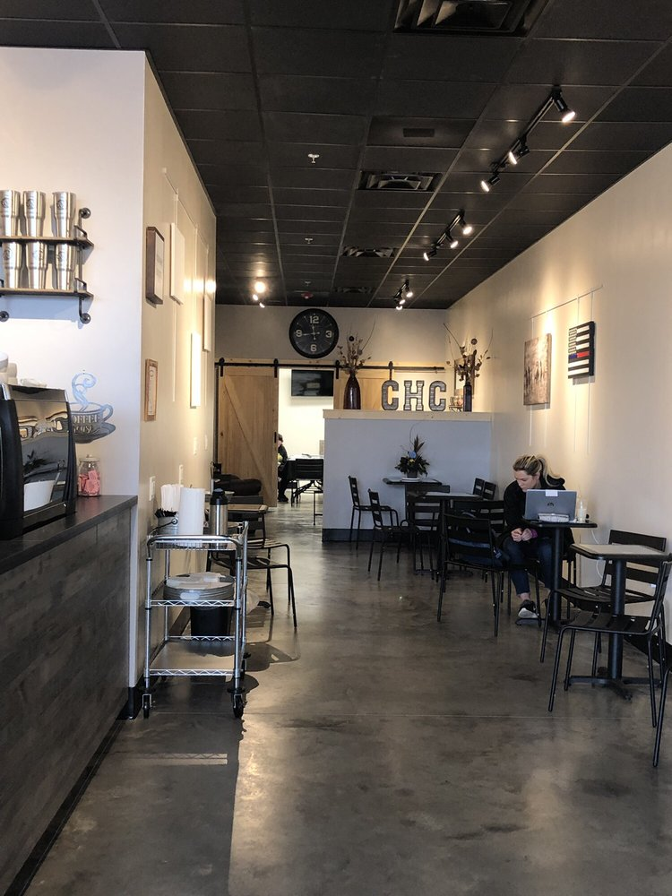 Social Spots from Crazy Horse Coffee