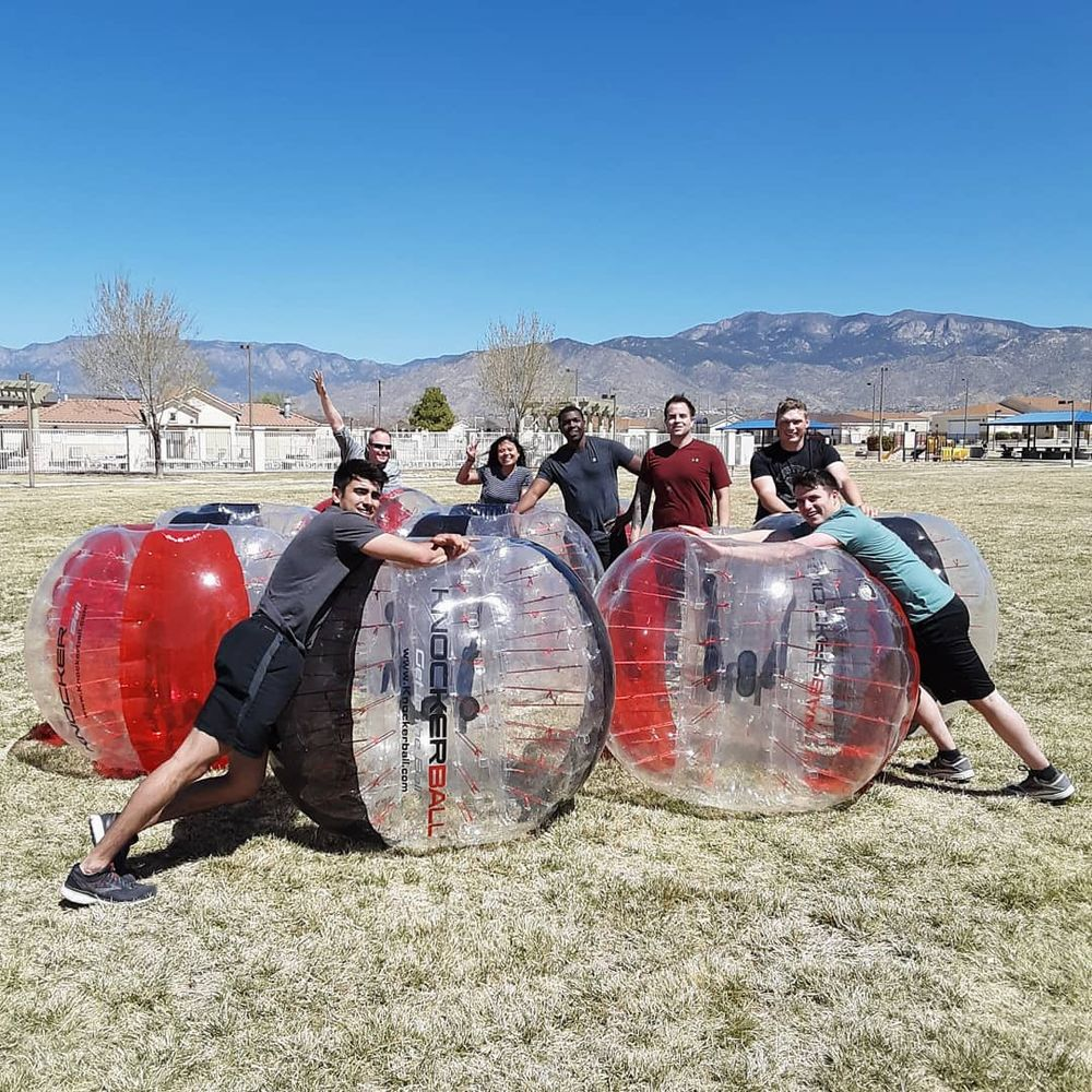 Knockerball Albuquerque: Edgewood, NM
