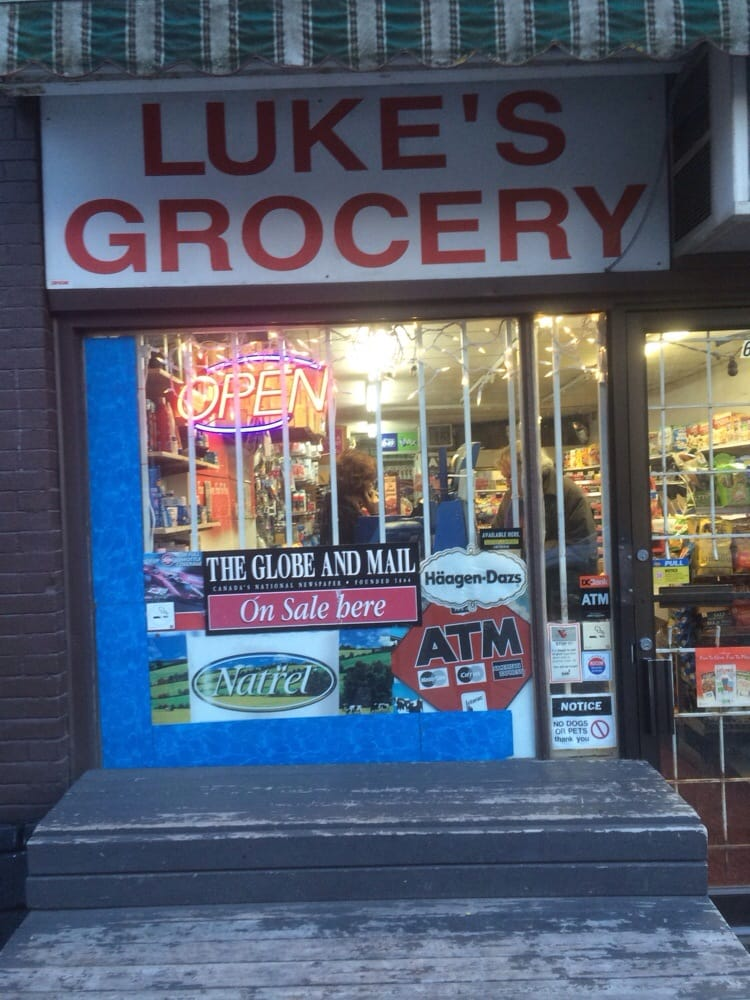Luke's Grocery & Snack Bar