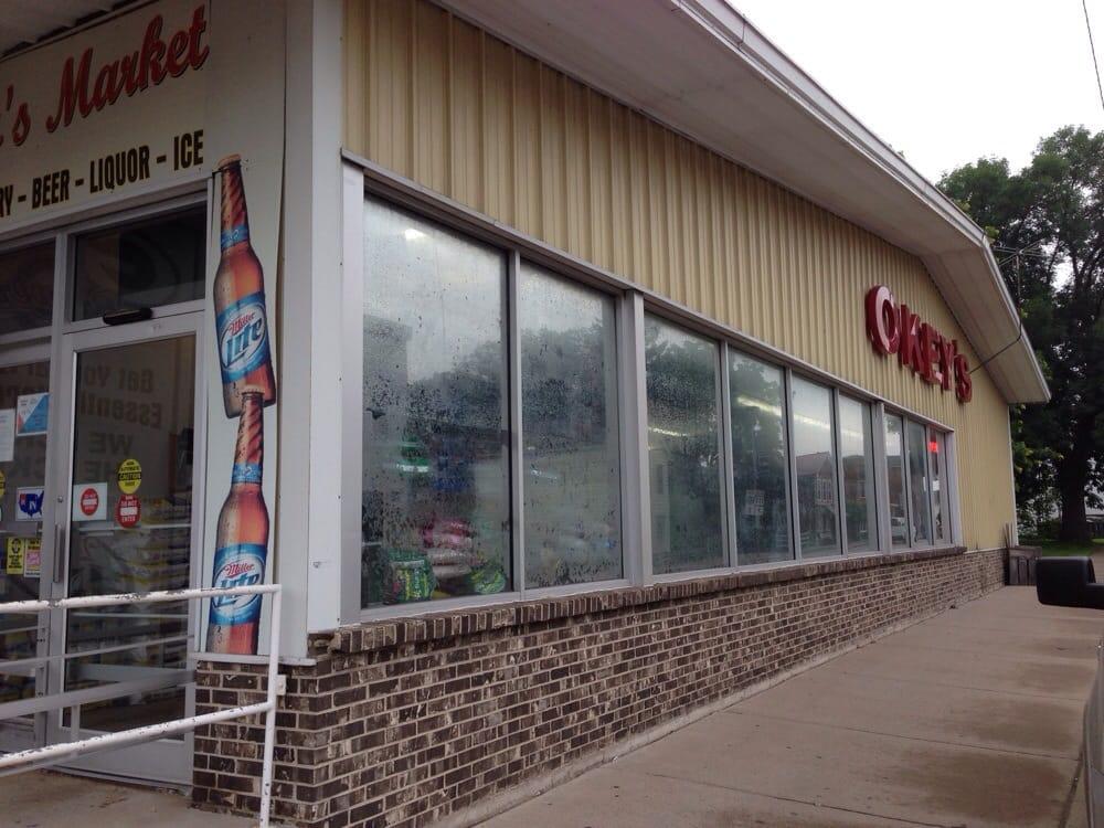 Okey Market: 213 W Amelia St, Cassville, WI