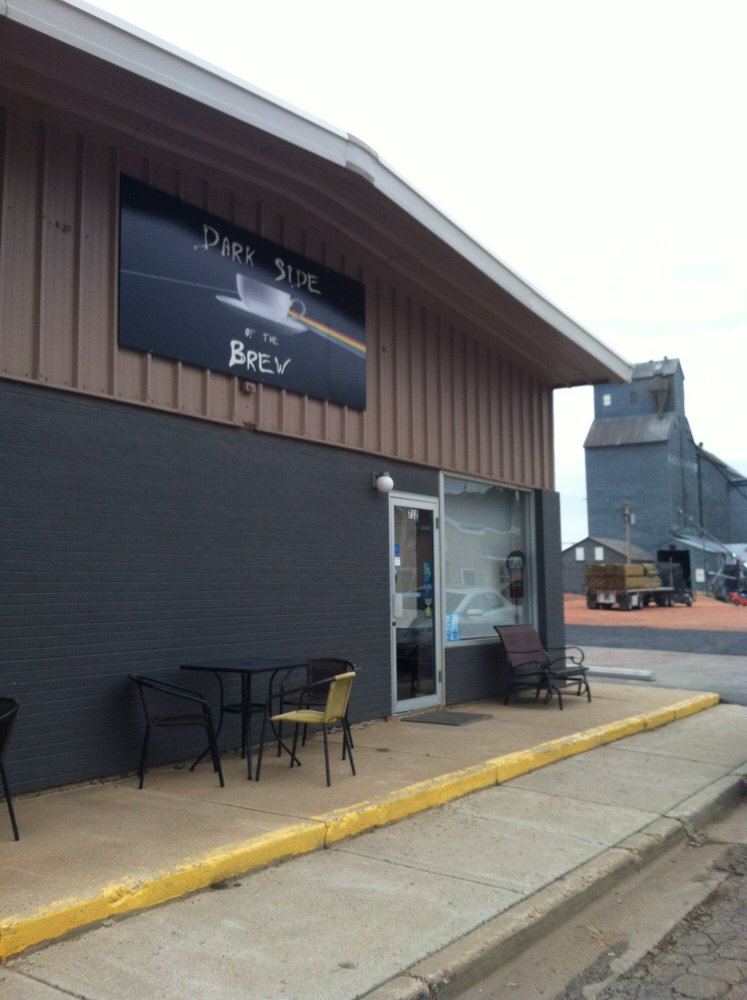 Dark Side of the Brew: 712 Main St, Hebron, ND