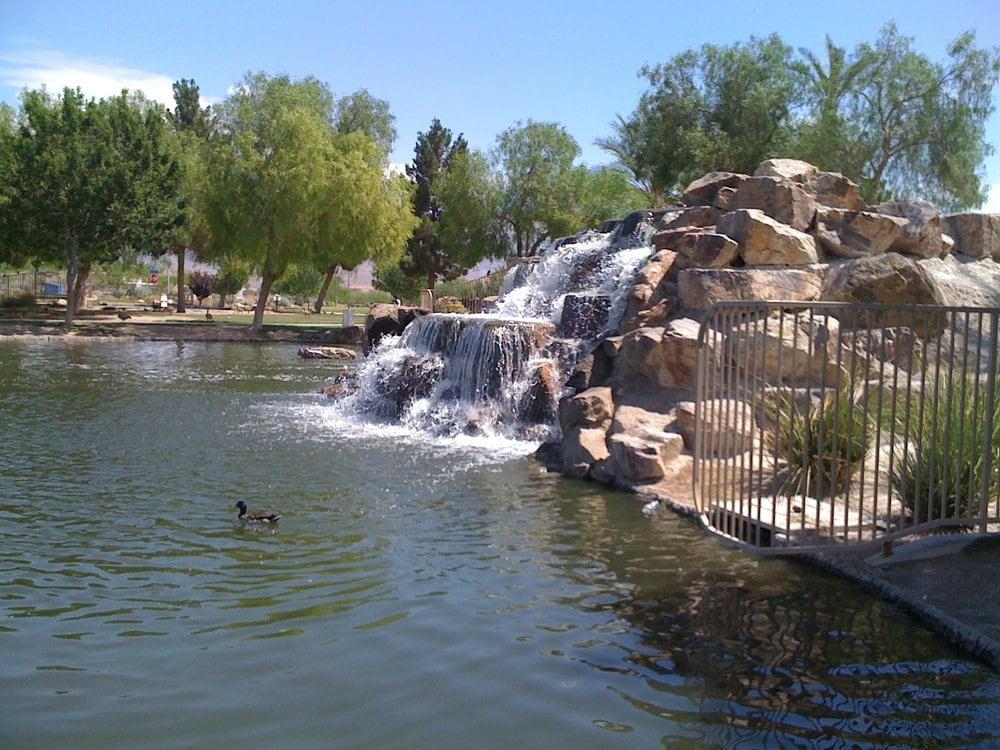 Aliante Nature Discovery Park North Las Vegas Nv