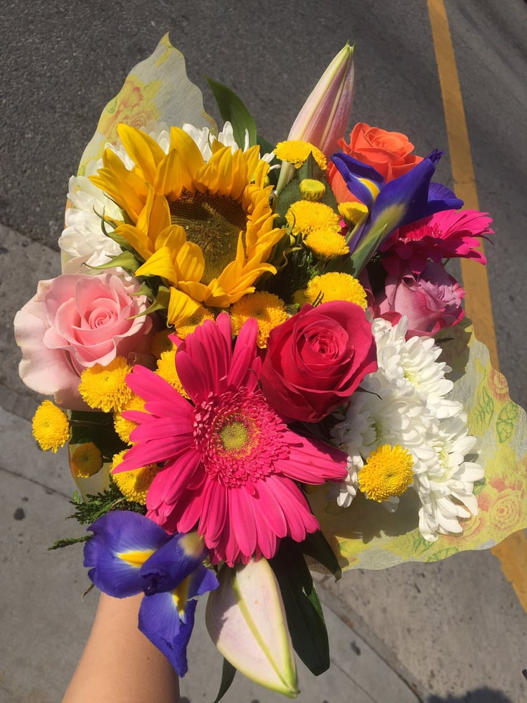 $20 bouquet - Yelp