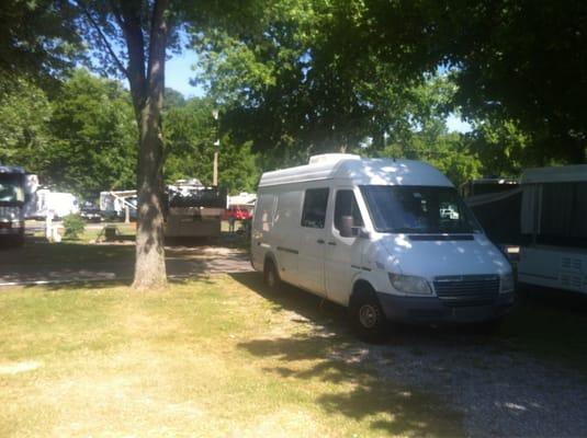 Nashville Country Rv Park 193 Reas Para Casas Rodantes