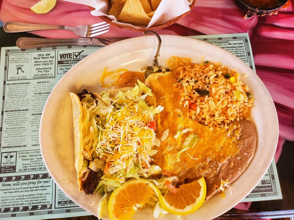 El Patio Bar And Grill: 2069-2099 Forest 119 Rd, Lake Montezuma, AZ