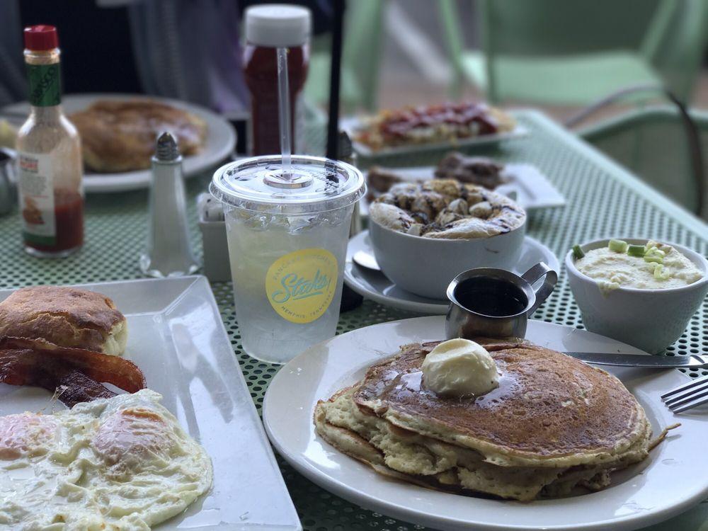 Staks Pancake Kitchen