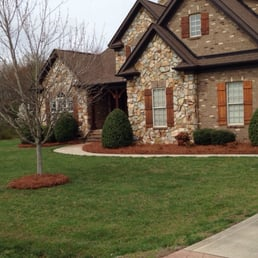Photo Of Turf 1 Landscaping Lawn Care Monroe Nc United States
