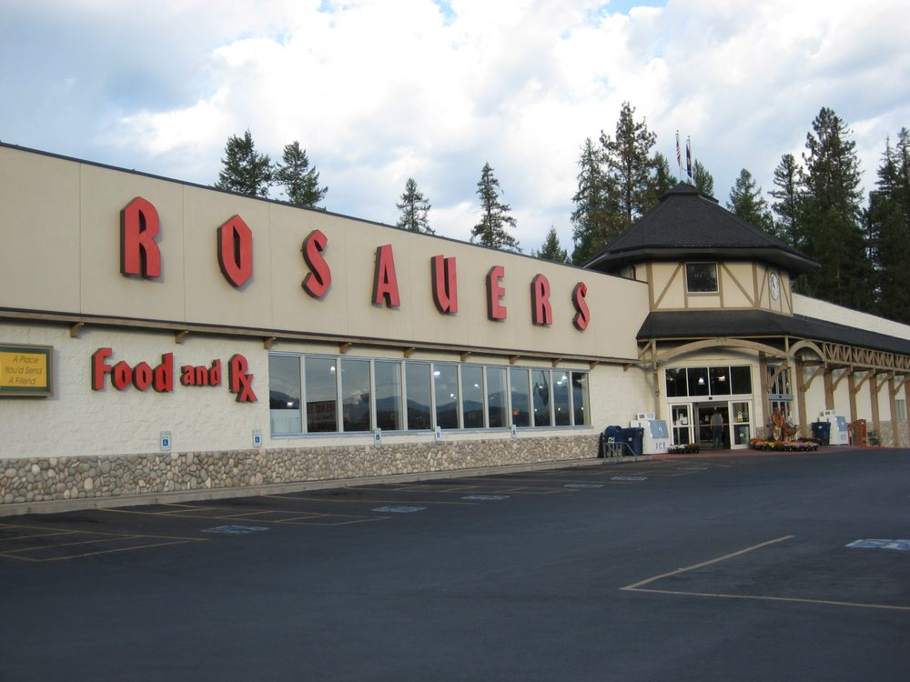 Rosaurs Supermarkets: 703 W 9th St Libby, Libby, MT