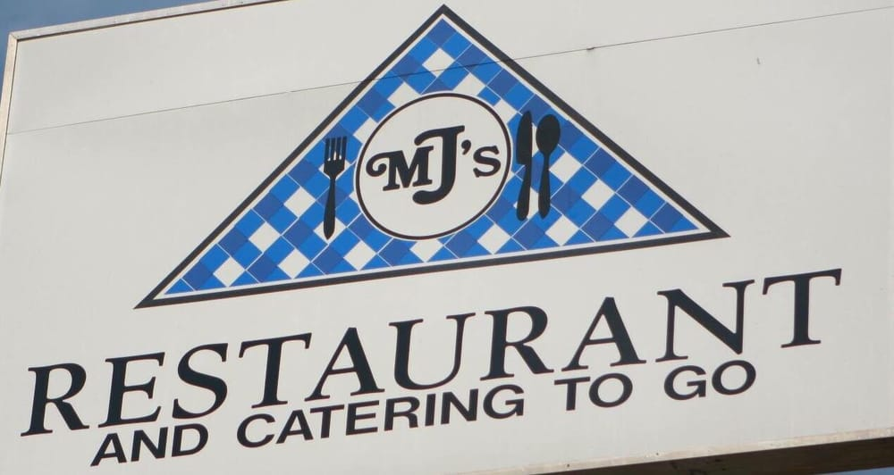 MJ's Restaurant & Catering To Go: 104 3rd St, Newport, AR