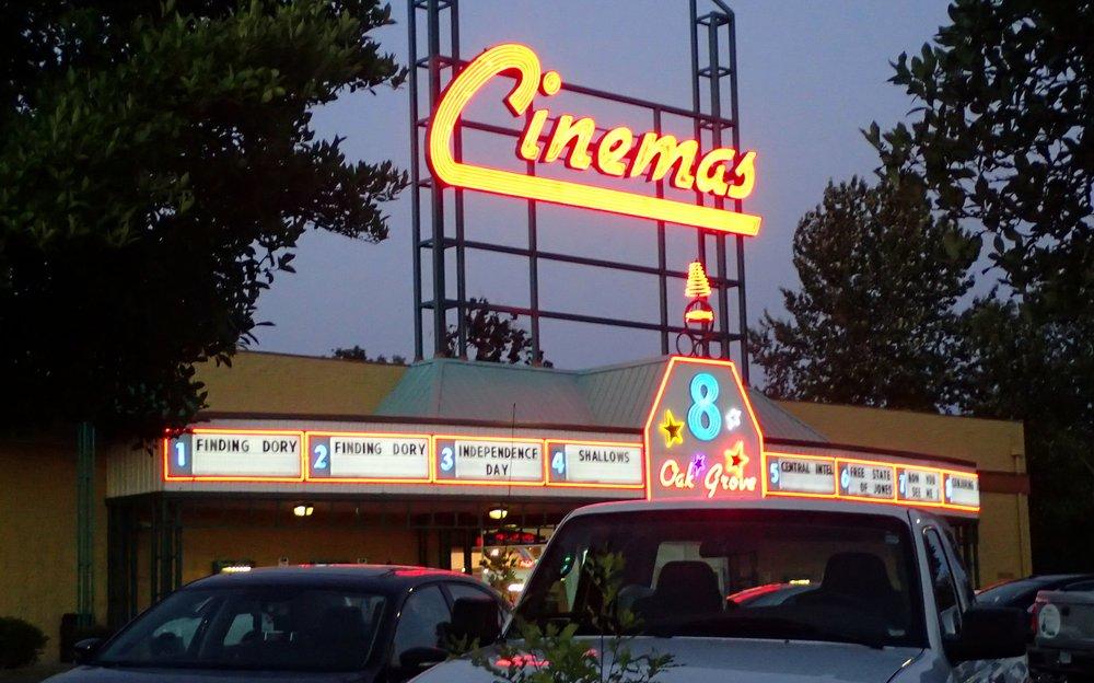 Oak Grove Cinema: 16100 SE McLoughlin Blvd, Portland, OR