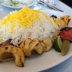 Alborz Persian Restaurant Vienna Va