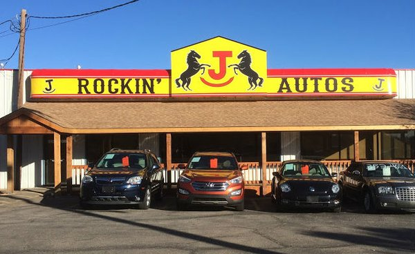 Amarillo Car Dealers >> Rockin J Autos Used Car Dealers 5801 S Western St