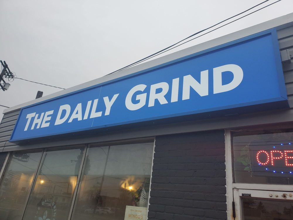 The Daily Grind: 501 Stewart Ave, Bethpage, NY