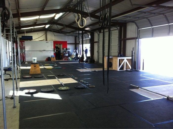 Crossfit CenTex: 502 Sparta Rd, Belton, TX