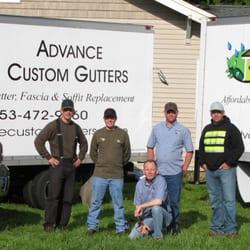 Advance Custom Gutters 16 Reviews Gutter Services