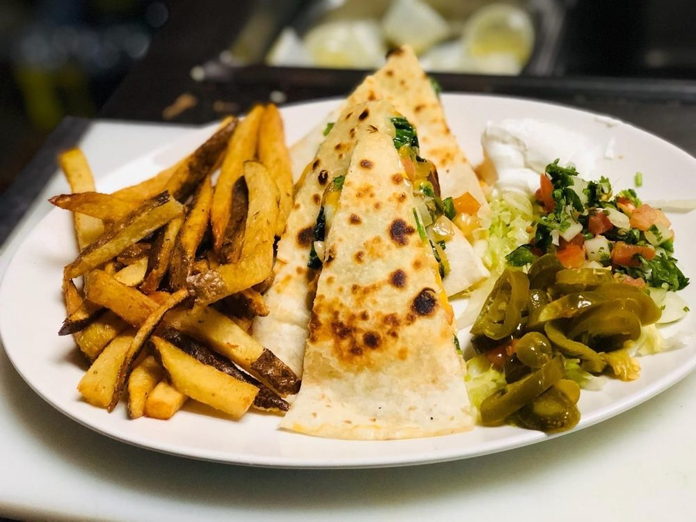 Food from Tacomex Las Colinas