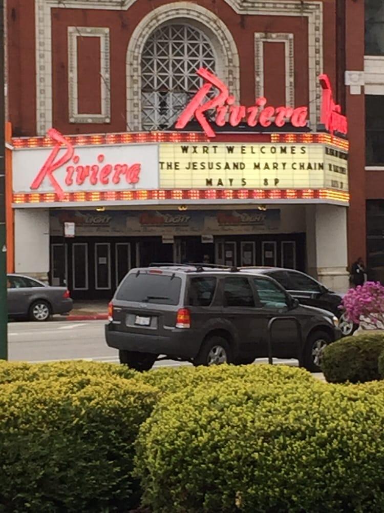 Riviera Theatre: 4746 N Racine Ave, Chicago, IL