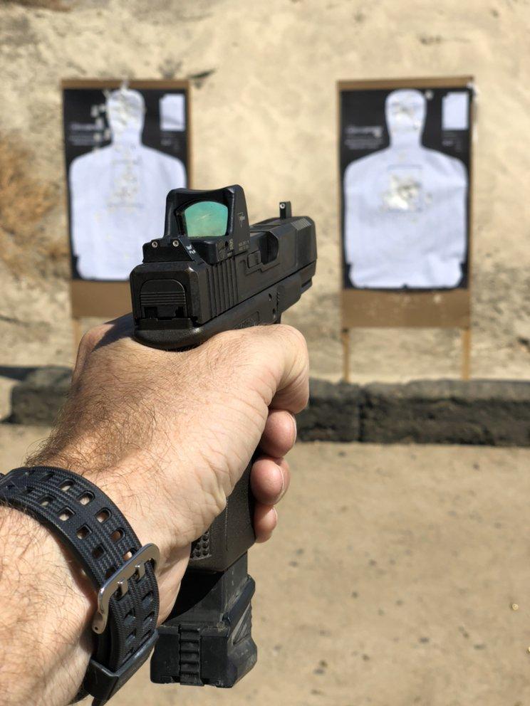 Artifex Firearms Training: 65 Enterprise, Aliso Viejo, CA