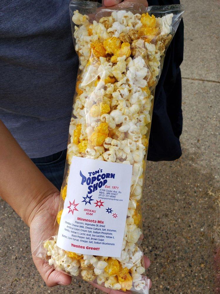 Tom's Popcorn Shop