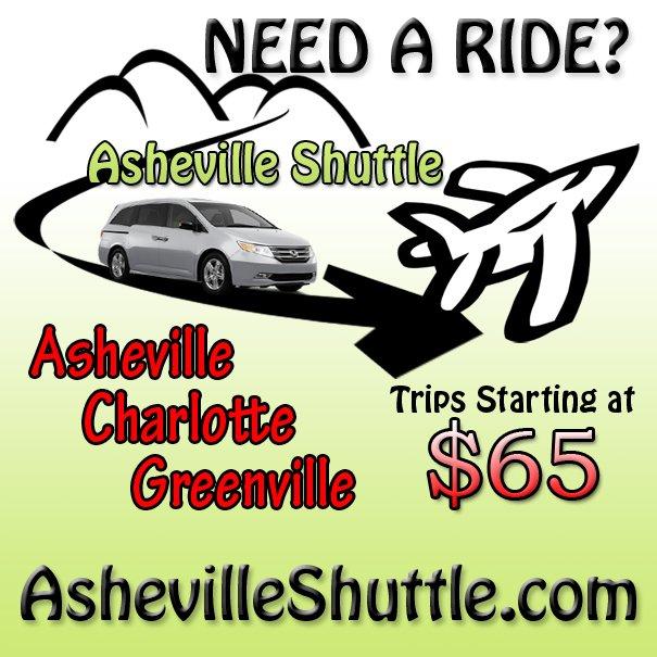 Asheville Shuttle: Asheville, NC
