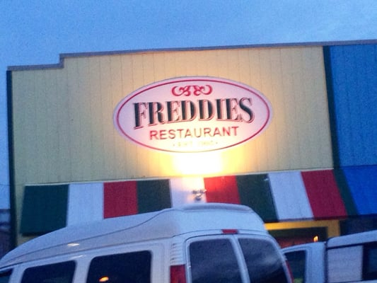 Freddie S Restaurant Kure Beach