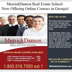 Merrickdamon Real Estate School Specialty Schools 715 Peachtree