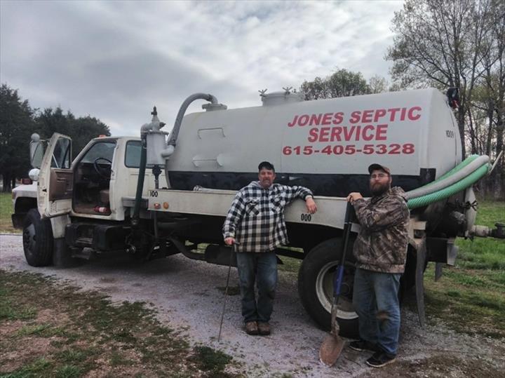 Jones Septic Service: 11235 Bunker Hill Rd, Rockvale, TN