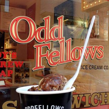 Image result for oddfellows ice cream