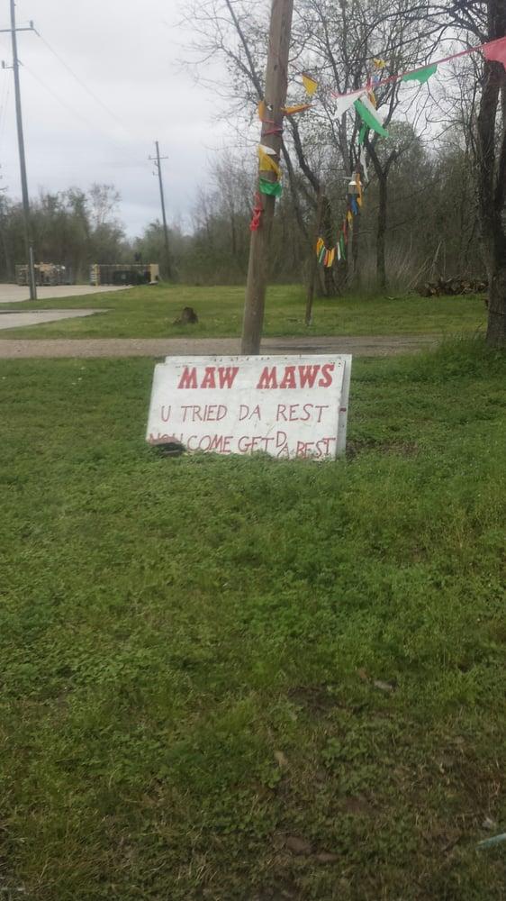 Maw-Maw's Express BBQ: 5338-5378 Farm To Market Rd 521, Arcola, TX
