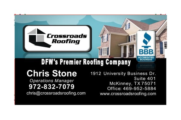 Photo For Crossroads Roofing