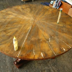 Local Services Furniture Repair · Photo Of DF Conservation   Brooklyn, NY,  United States. Before