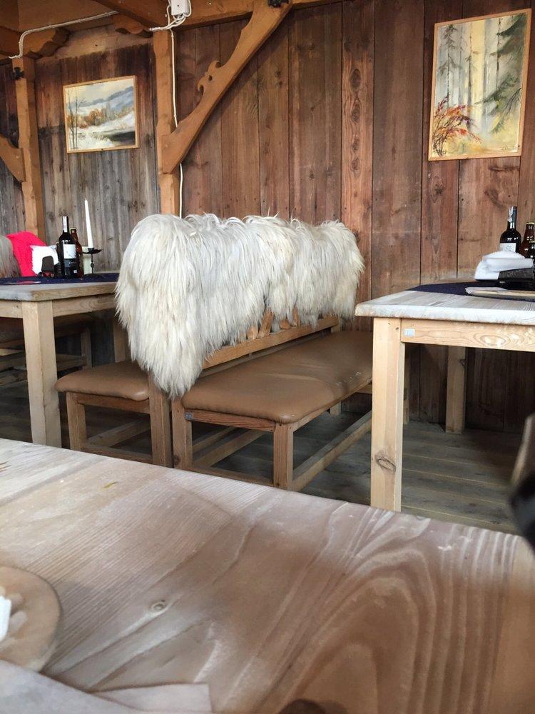 Photo Of Pstrąg Górski   Zakopane, Poland. Furry Chairs