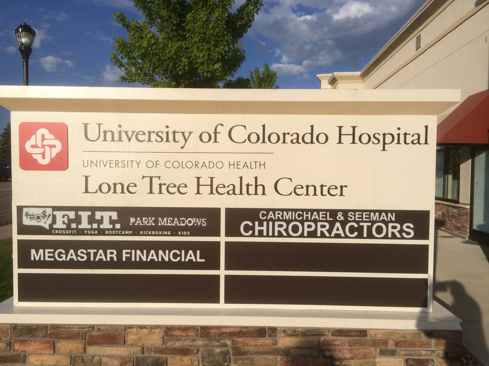 The Center for Spine, Sport & Physical Medicine: 9556 Park Meadows Dr, Lone Tree, CO