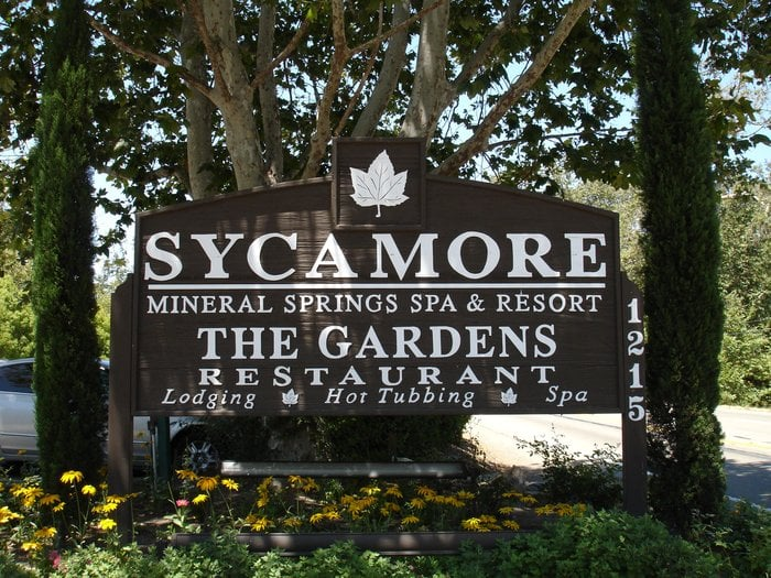 Photo Of Sycamore Mineral Springs Resort San Luis Obispo Ca United States