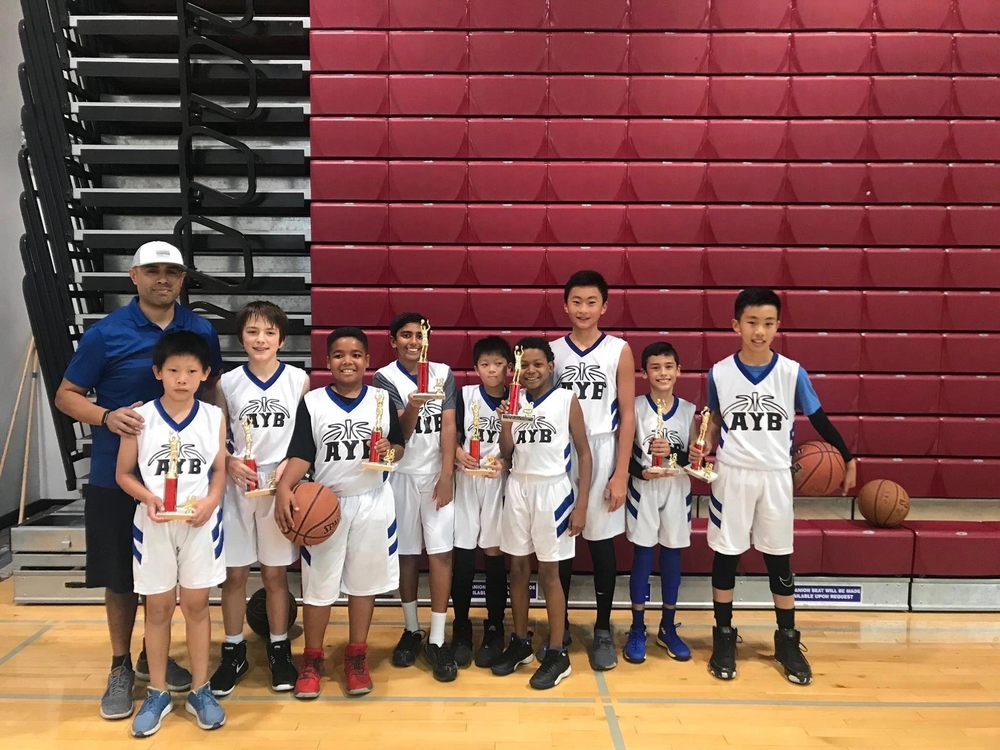 Arcadia Youth Basketball: 180 Campus Dr, Arcadia, CA