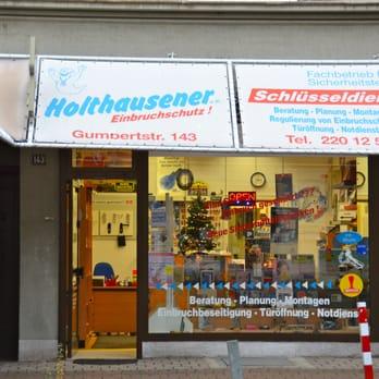 Holthausener schl sseldienst keys locksmiths for Schlusseldienst versicherung