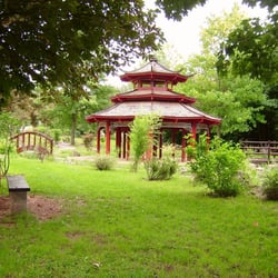 asiatischer garten park forests lebach saarland. Black Bedroom Furniture Sets. Home Design Ideas